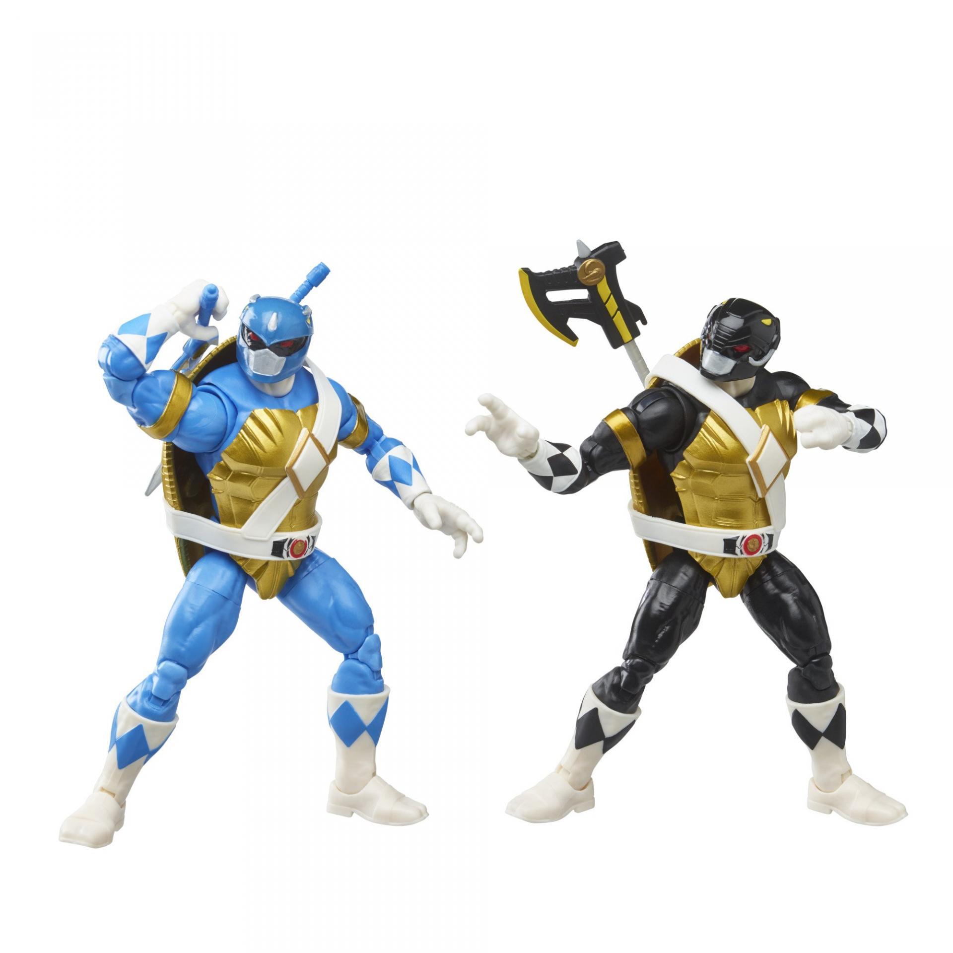 Power rangers tortue ninja tmnt lightning collection morphed donatello morphed leonardo 15cm3