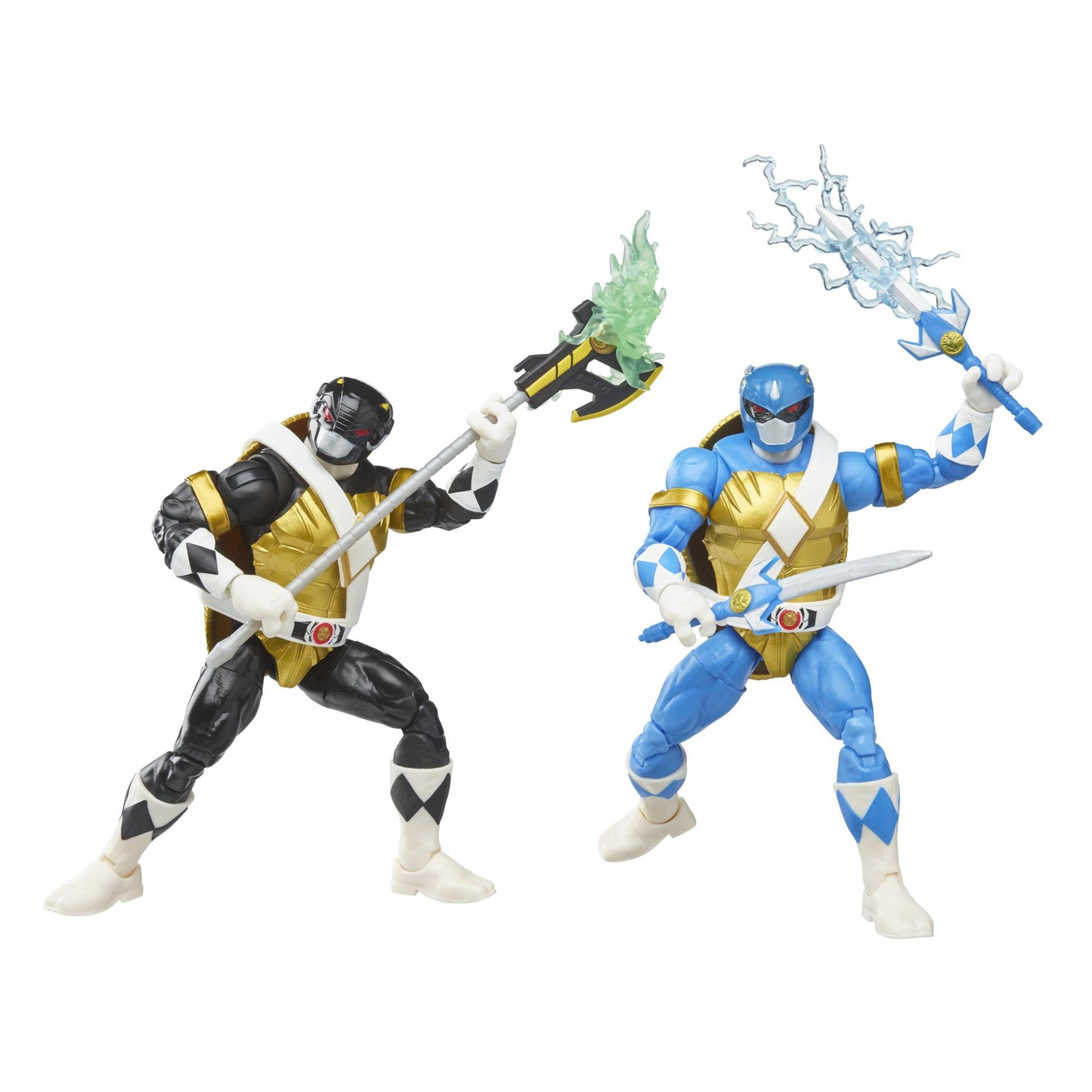 Power rangers tortue ninja tmnt lightning collection morphed donatello morphed leonardo 15cm4