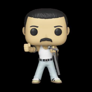 QUEEN - Funko POP! Rocks - Freddie Mercury Radio Gaga 1985Vinyl Figure 10cm