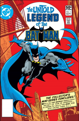 RECIT COMPLET BATMAN 6 - Urban Comics