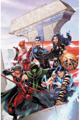 JUSTICE LEAGUE 5 - Urban Comics