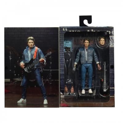 BACK TO THE FUTUR - NECA - Ultimate Marty McFly 85' (Audition)