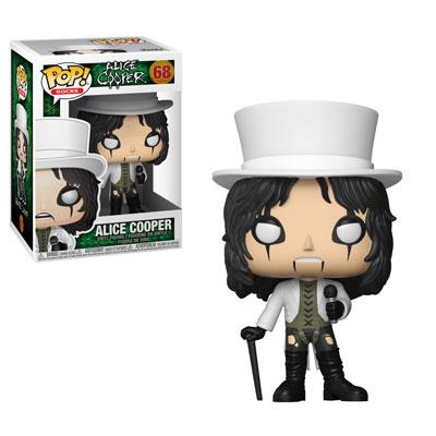 ROCK - Funko POP! Rocks - Alice Cooper Vinyl Figure 10cm