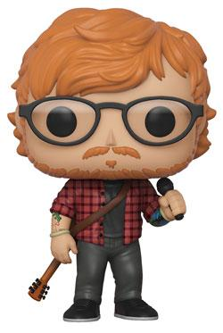 ROCK - Funko POP! Rocks - Ed Sheeran Vinyl Figure 10cm