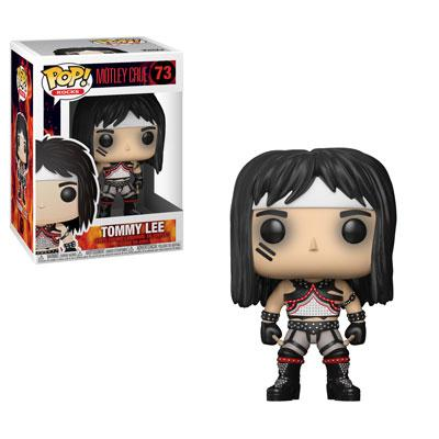 ROCK - Funko POP! Rocks - Mötley Crüe - Tommy Lee Vinyl Figure 10cm