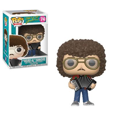 "ROCK - Funko POP! Rocks - ""Weird Al"" Yankovic Vinyl Figure 10cm"