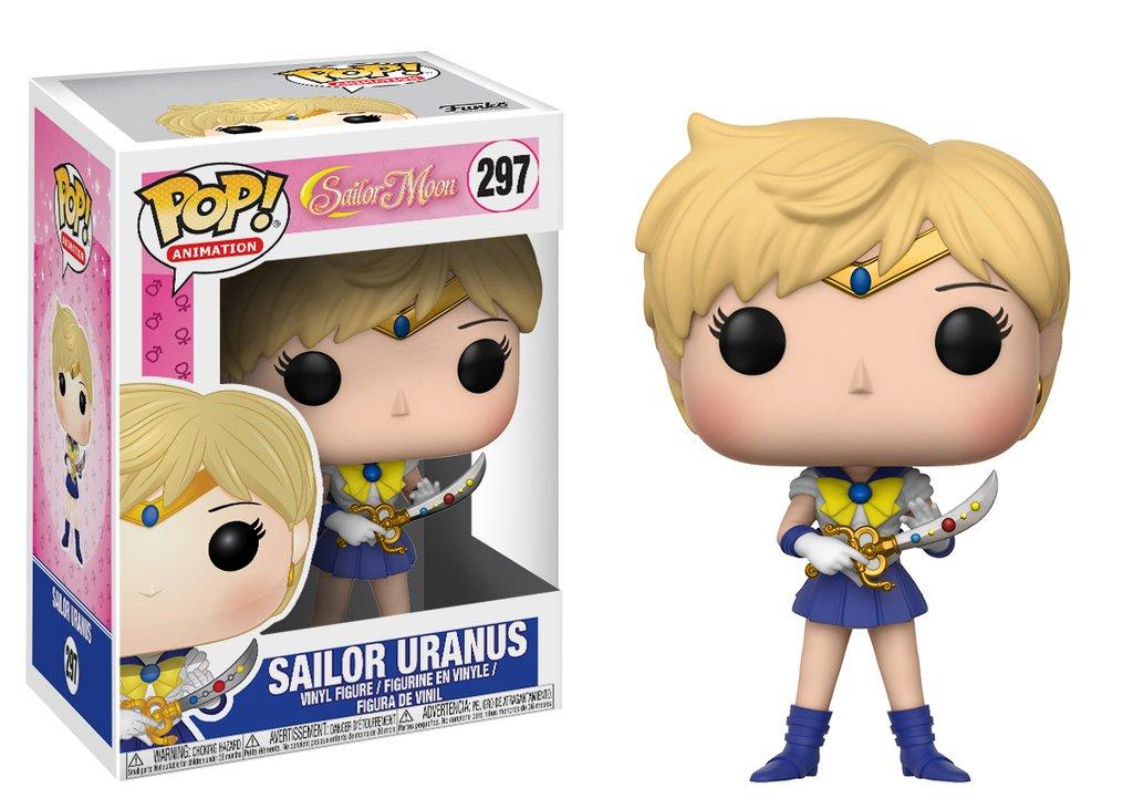 Sailor moon funko pop animation sailor uranus vinyl figure 10cm