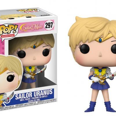 SAILOR MOON - Funko POP Animation - Sailor Uranus Vinyl Figure 10cm