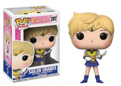 SAILOR MOON - Funko POP Animation - Sailor Uranus Vinyl Figure 10cm