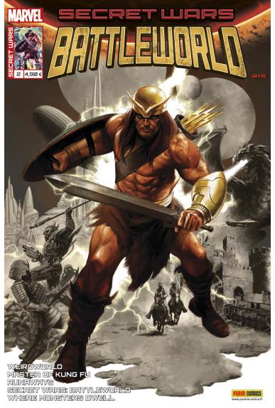 Secret wars 2 battleworld kiosque panini comics france marvel jpg