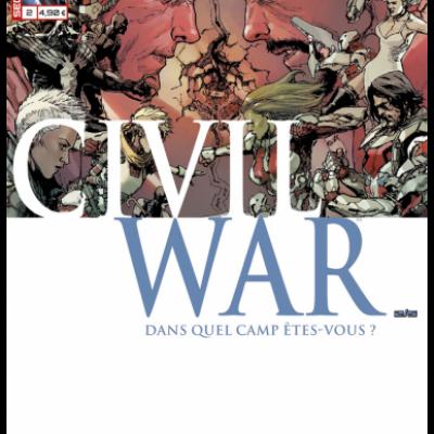 Marvel SECRET WARS - CIVIL WAR 2