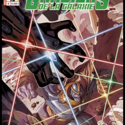Marvel SECRET WARS - LES GARDIENS DE LA GALAXIE 2