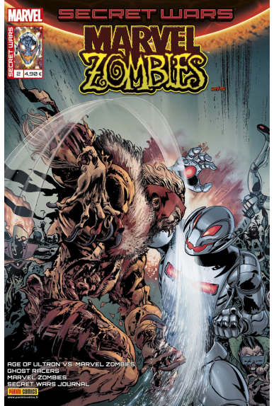 Secret wars 2 marvel zombies kiosque panini comics france marvel jpg