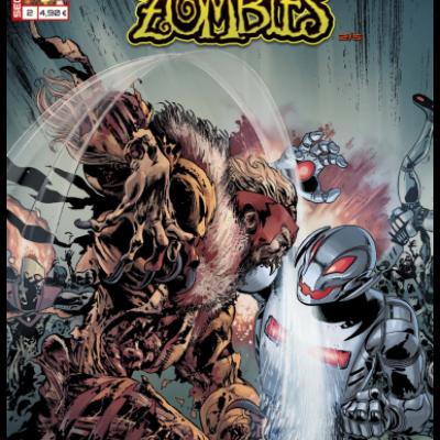 Marvel SECRET WARS - MARVEL ZOMBIES 2