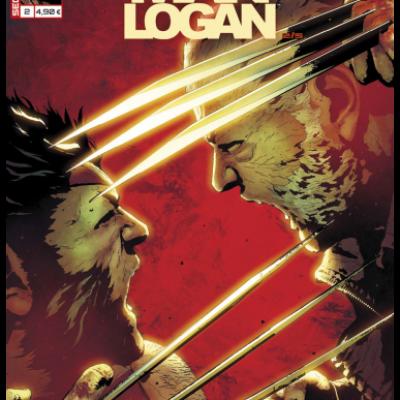 Marvel SECRET WARS - OLD MAN LOGAN 2