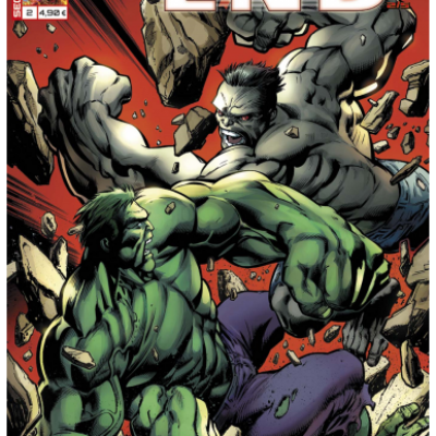 Marvel SECRET WARS - ULTIMATE END 2