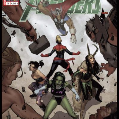 Marvel SECRET WARS - AVENGERS 3