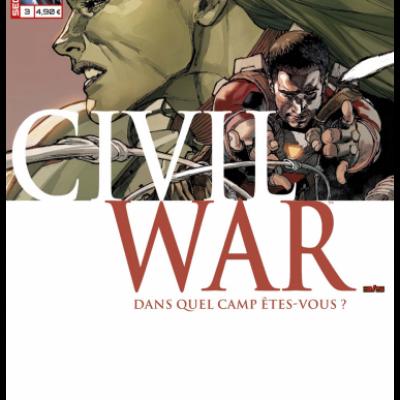 Marvel SECRET WARS - CIVIL WAR 3