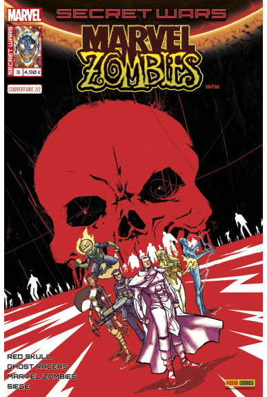 Secret wars 3 marvel zombies couverture b kiosque panini jpg