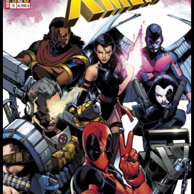Marvel SECRET WARS - X-MEN 3