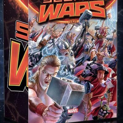 Marvel SECRET WARS AVENGERS 1 - Coffret limité à 700 exemplaires