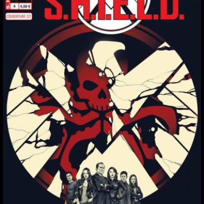 Marvel - S.H.I.E.L.D. 4 - couv 2/2 série télé