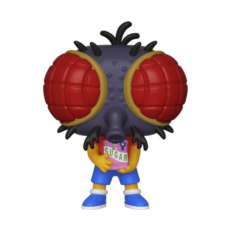 Simpsons funko pop fly boy bart vinyl figure 10cm