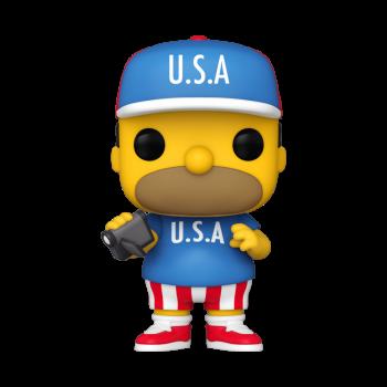 Simpsons funko pop usa homer 10cm