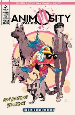 SNORGLEUX COMICS - FREE COMIC BOOK DAY FRANCE 2019 - Animosity tales