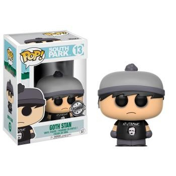 South park funko pop animation goth stan 10cm