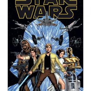 Star wars 1 couverture par john cassaday et skottie young tome 1 coffret collector limite a 700 ex