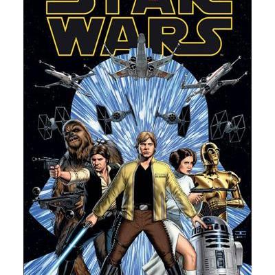STAR WARS 1 - Couverture par John Cassaday et Skottie Young Tome 1 : Coffret collector Limité à 700 ex