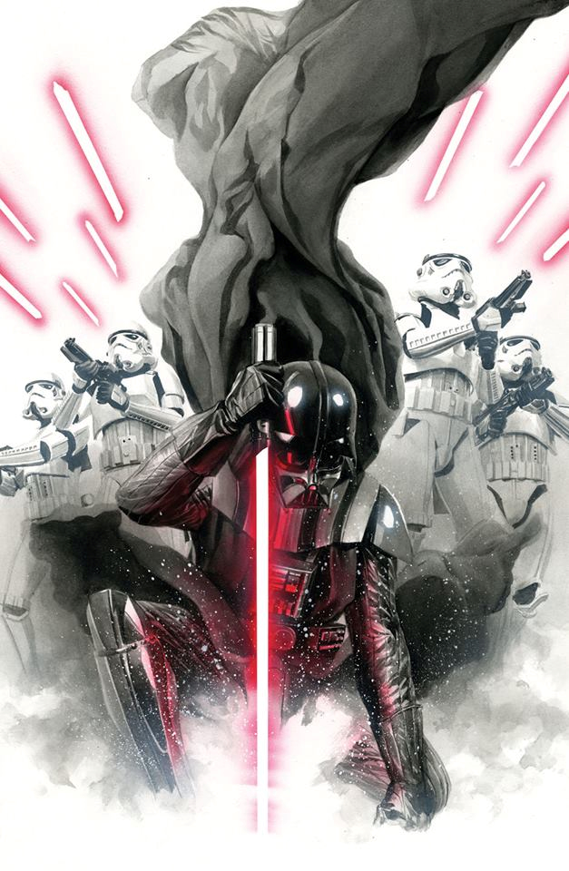 Star wars 5 collector couverture speciale d angouleme alex ross 400 ex
