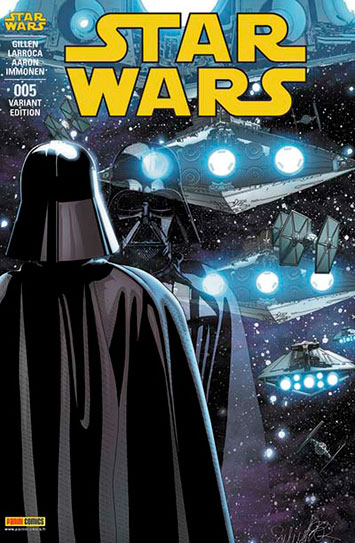 Star wars 5 salvador larroca 2 2