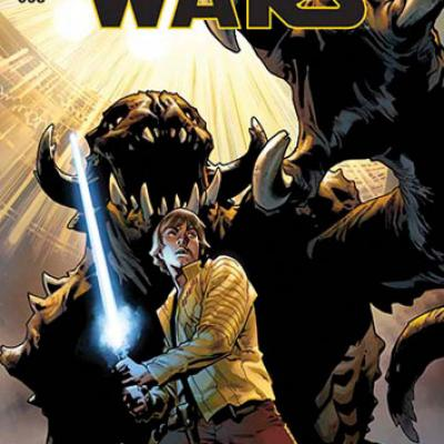 STAR WARS 5 - Stuart Immonen 1/2