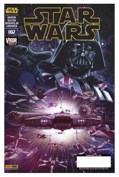 Star wars 7 couverture a dark vador abattu partie 1 sur 2 panini jpg