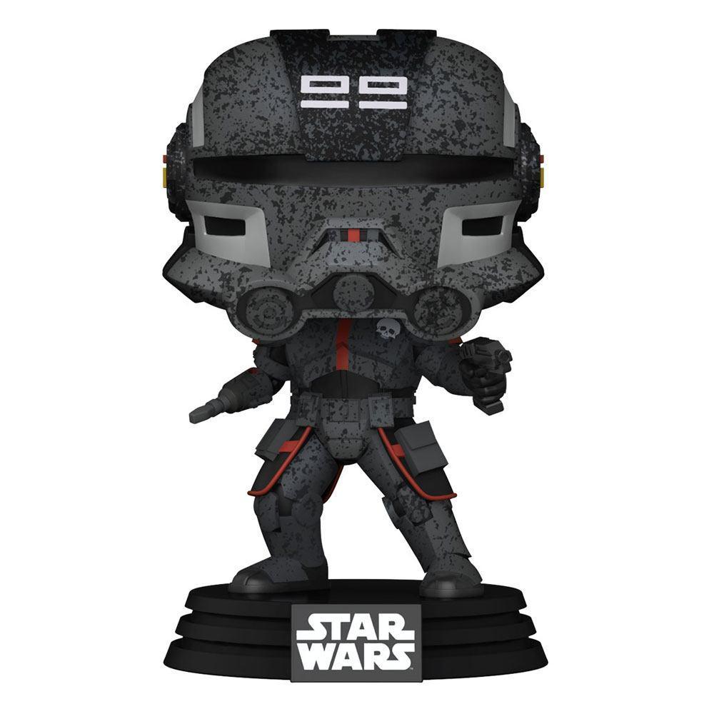 Star wars bad batch funko pop echo 10cm