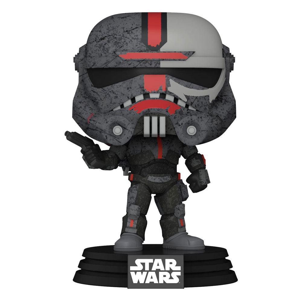 Star wars bad batch funko pop hunter 10cm