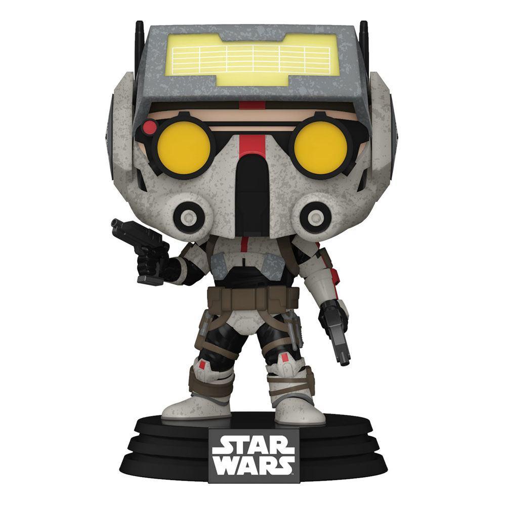 Star wars bad batch funko pop tech 10cm