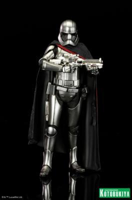 Star Wars ARTFX+ Serie Episode VII Captain Phasma 20cm pvc statue