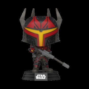 STAR WARS Clone Wars FUNKO POP - Gar Saxon 10cm
