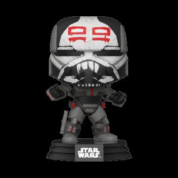 STAR WARS Clone Wars FUNKO POP - Wrecker Vinyl Figurine 10cm
