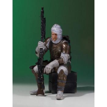 Star wars collectors gallery diamond select toys dengar statue