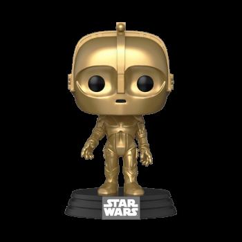 STAR WARS Concept FUNKO POP - C-3PO 10cm
