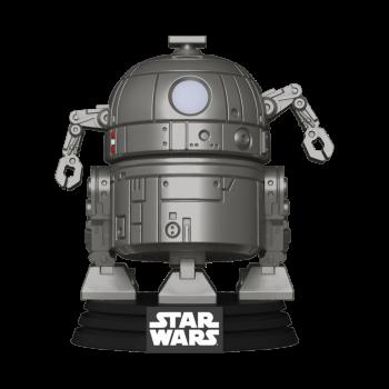 Star wars concept funko pop r2 d2 10cm