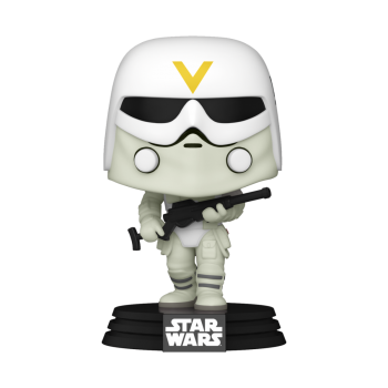 Star wars concept funko pop snowtrooper vinyl figurine 10cm