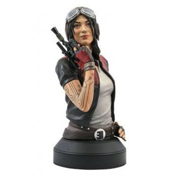 Star Wars - Diamond Select Toys - Doctor Aphra Buste