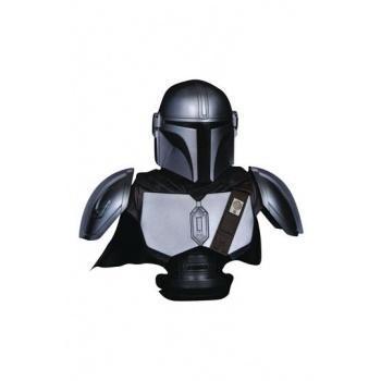Star Wars - Diamond Select Toys - Legends in 3D - The Mandalorian Beskar 1/2 Bust