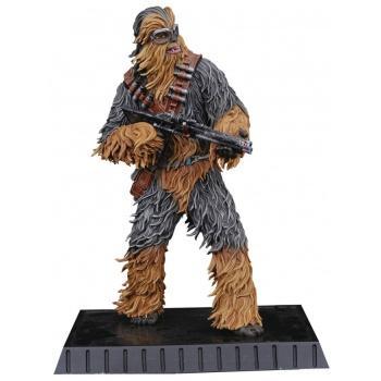 Star wars diamond select toys milestones chewbacca 1 6 statue