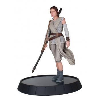 Star Wars - Diamond Select Toys - Milestones The Force Awakens Rey 1/6 Statue